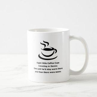 #8 pocas tazas de café