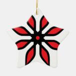 8 point flower no border.pdf christmas tree ornament
