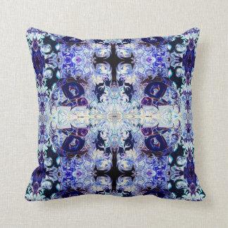 8 Purple Rabbits Yoga Pillow