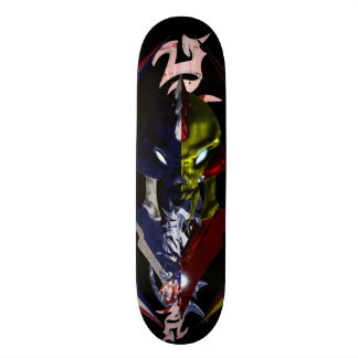 "8½"" RW Heros COLLIDER CREST/ COLLIDE LETTERING Skateboard Deck"