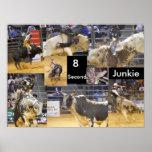 8 Second Junkie Print