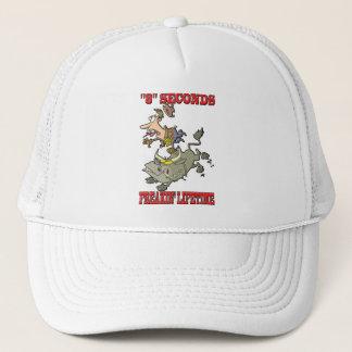"""""""8"""" Seconds - Freakin' Lifetime Trucker Hat"""