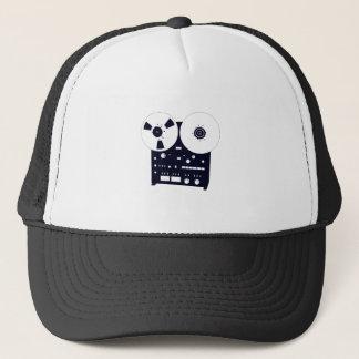 8 Track Trucker Hat