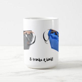 8 tracks R Back Coffee mug
