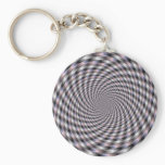 8 Vodkas Too Many - Fractal Keychain