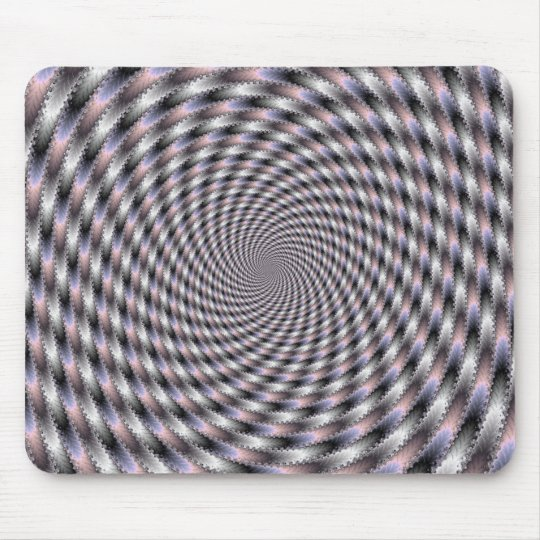8 Vodkas Too Many - Fractal Mouse Pad