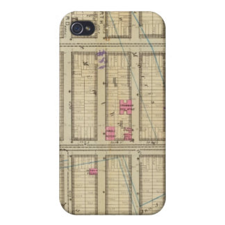 8 Ward 17 iPhone 4 Cover