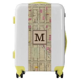 8 Ward 17   Monogram Luggage