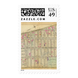 8 Ward 17 Postage Stamps