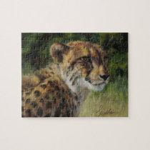 "8"" x 10"" Cheetah Puzzle"