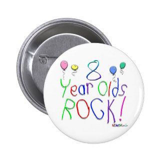 8 Year Olds Rock ! Pins
