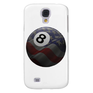 8Ball caso del iPhone 3G/3GS Carcasa Para Galaxy S4