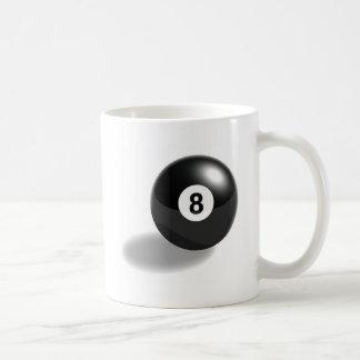 8ball taza clásica