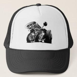 8ball trucker hat