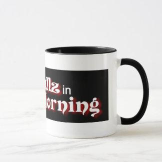 8ballz in the Morning Mug