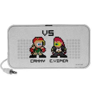 8bit Cammy VS C.Viper iPhone Speaker