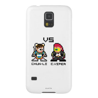 8bit Chun-Li VS C.Viper Case For Galaxy S5