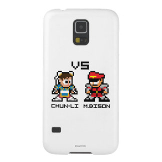 8bit Chun-Li VS M.Bison Galaxy S5 Case