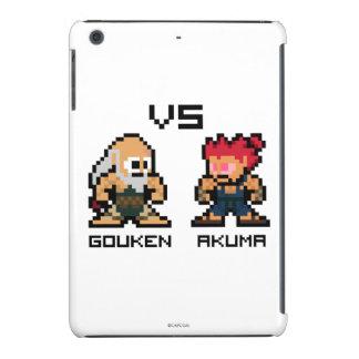 8bit Gouken CONTRA Akuma Fundas De iPad Mini