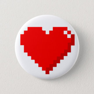 8bit Heart Button