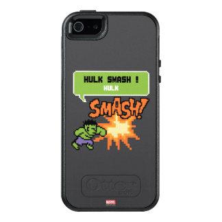 8Bit Hulk Attack - Hulk Smash! OtterBox iPhone 5/5s/SE Case