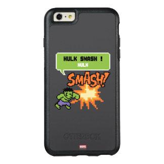8Bit Hulk Attack - Hulk Smash! OtterBox iPhone 6/6s Plus Case
