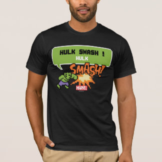 8Bit Hulk Attack - Hulk Smash! T-Shirt