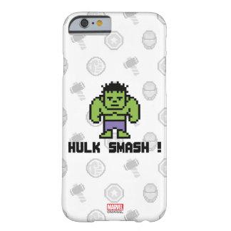 8Bit Hulk - Hulk Smash! Barely There iPhone 6 Case