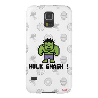 8Bit Hulk - Hulk Smash! Galaxy S5 Cover