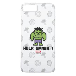8Bit Hulk - Hulk Smash! iPhone 7 Plus Case