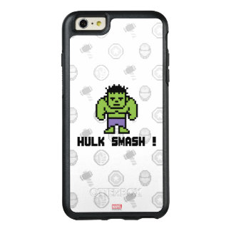 8Bit Hulk - Hulk Smash! OtterBox iPhone 6/6s Plus Case