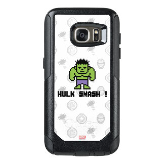 8Bit Hulk - Hulk Smash! OtterBox Samsung Galaxy S7 Case
