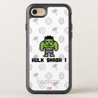 8Bit Hulk - Hulk Smash! OtterBox Symmetry iPhone 7 Case