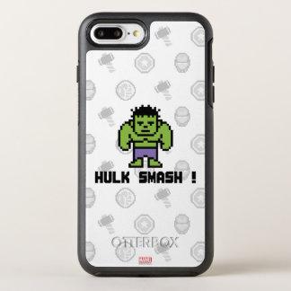 8Bit Hulk - Hulk Smash! OtterBox Symmetry iPhone 7 Plus Case