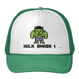 8Bit Hulk - Hulk Smash! Trucker Hat
