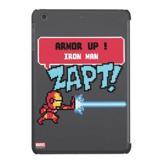 8Bit Iron Man Attack - Armor Up! iPad Mini Cover