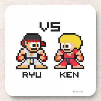 8bit Ryu CONTRA Ken Posavasos