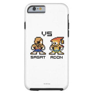 8bit Sagat VS Adon Tough iPhone 6 Case