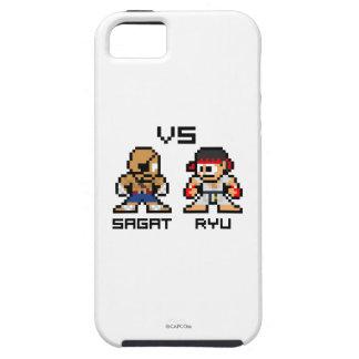 8bit Sagat VS Ryu iPhone SE/5/5s Case
