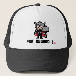 8Bit Thor - For Asgard! Trucker Hat