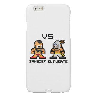 8bit Zangief VS El Fuerte Glossy iPhone 6 Case