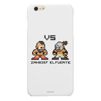 8bit Zangief VS El Fuerte Glossy iPhone 6 Plus Case