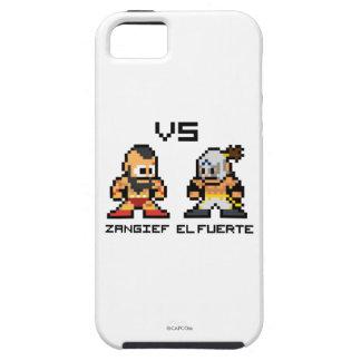 8bit Zangief VS El Fuerte iPhone SE/5/5s Case