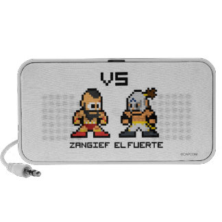 8bit Zangief VS El Fuerte Notebook Speaker