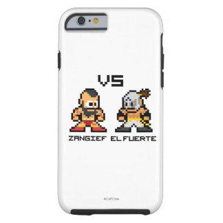 8bit Zangief VS El Fuerte Tough iPhone 6 Case