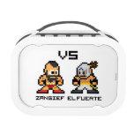 8bit Zangief VS El Fuerte Yubo Lunchbox