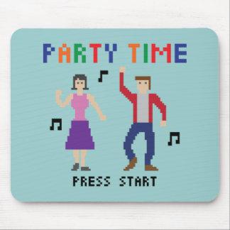 8bits Party Time Mousepad