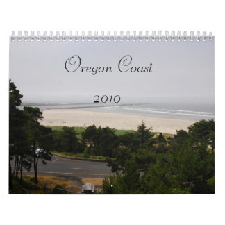 8oc, Oregon Coast     , 2010 Calendar