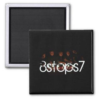 8Stops7 2009 Refrigerator Magnet