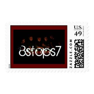 8stops7 - sesión fotográfica 2009 sello postal